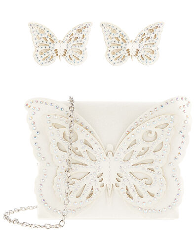 Twinkle Butterfly Bag and Clip Set , , large