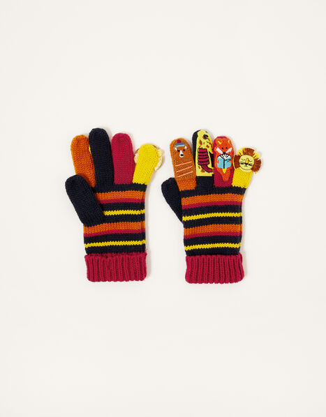 Off to the Zoo Gloves Multi, Multi (MULTI), large