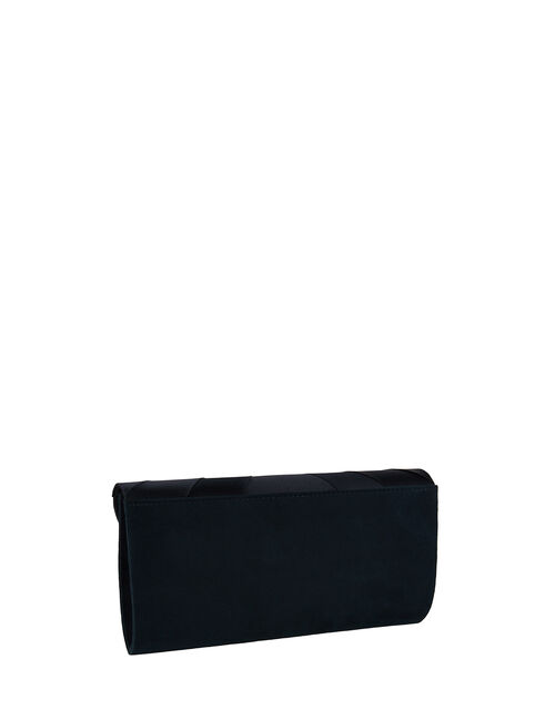 Pleated Occasion Clutch Bag, , large