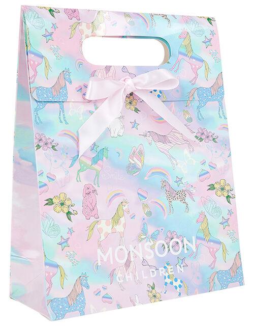 Unicorn Party Gift Bag, , large