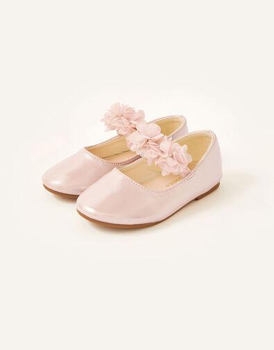Corsage Shimmer Walker Shoes Pink, Pink (PINK), large