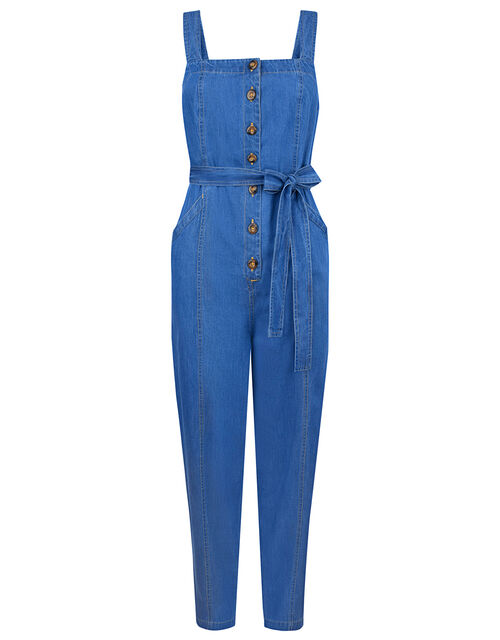Denim Jumpsuit, Blue (DENIM BLUE), large