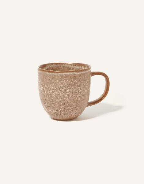 Ceramic Mug Brown, Brown (BROWN), large