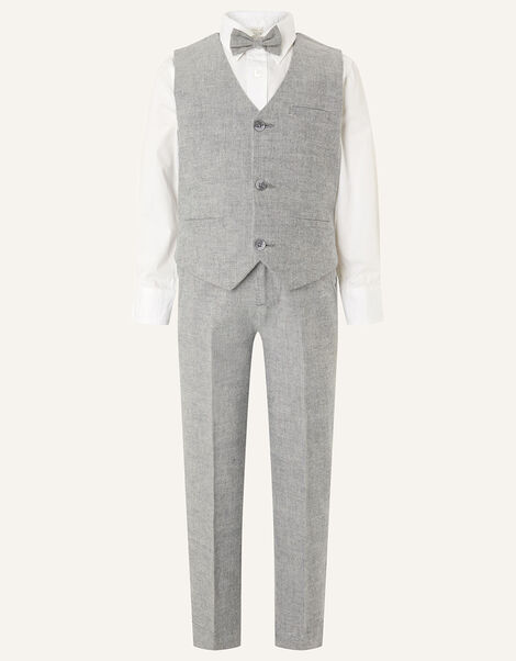 Four-Piece Suit Set Grey, Grey (GREY), large