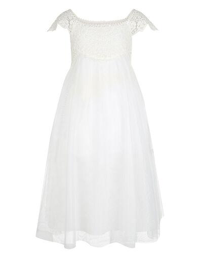 Estella Dress Ivory, Ivory (IVORY), large