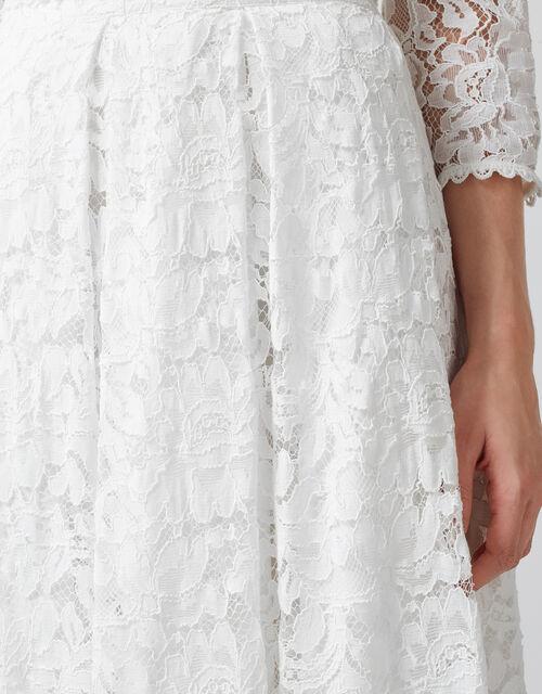 Dominika Bridal Skirt, Ivory (IVORY), large