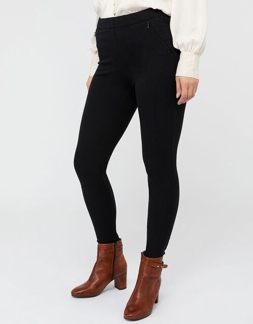 Lilia Treggings, Black (BLACK), large