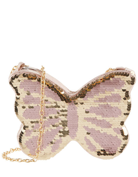 Eugenie Sequin Butterfly Bag , , large