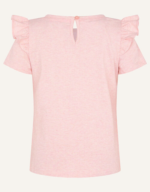 Sequin Pocket T-Shirt, Pink (PINK), large