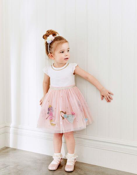 Baby Disco Mermaid Dress  Pink, Pink (PINK), large