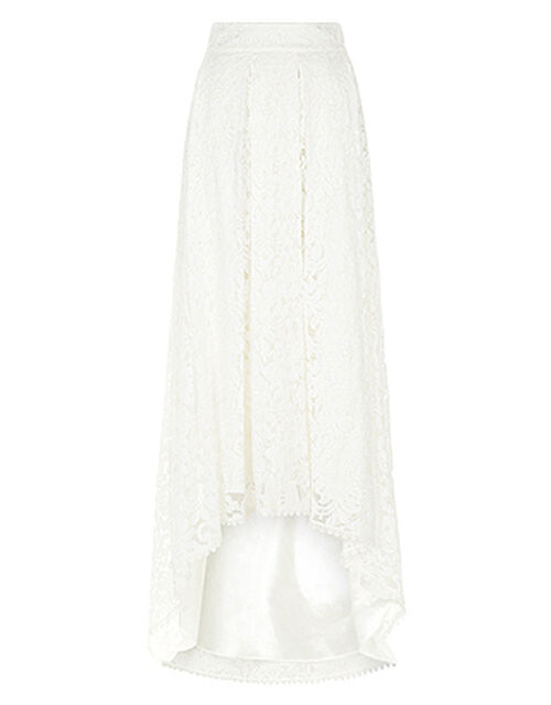 Dominika Bridal Skirt, Ivory (IVORY), large