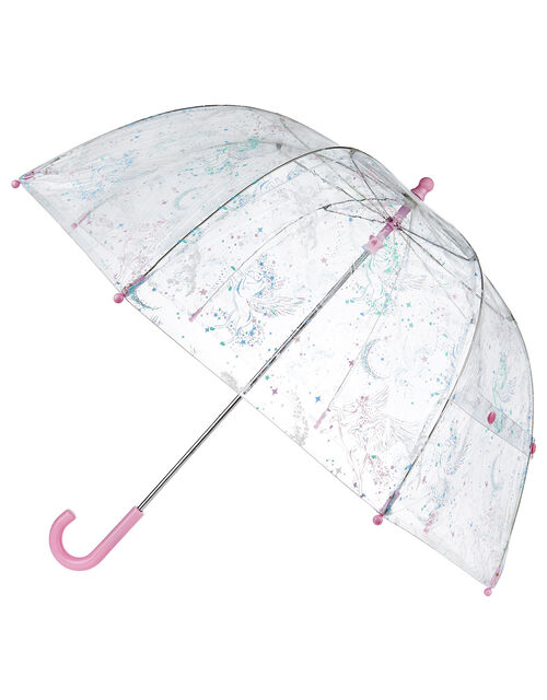 Galaxy Unicorn Umbrella, , large