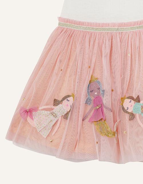 Baby Disco Mermaid Dress , Pink (PINK), large