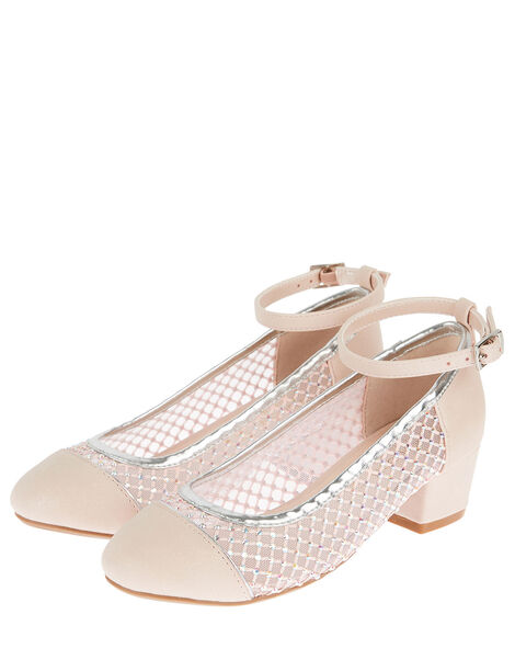 Shimmer Princess Shoes Pink, Pink (PINK), large