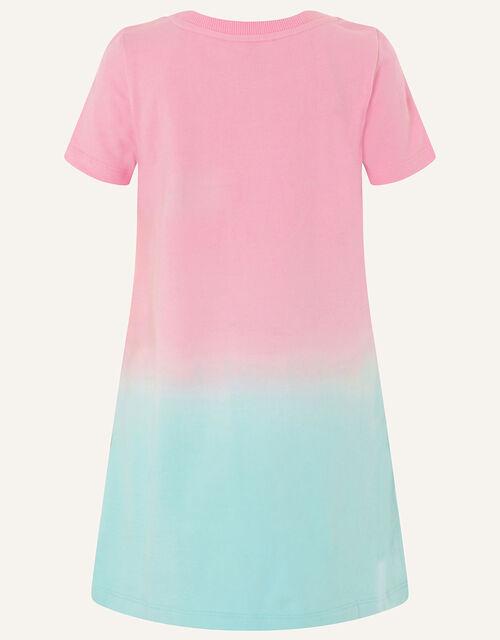 Sunshine Ombre Sweat Dress , Pink (PINK), large