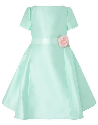 Cynthia Belt Dress Green, Green (MINT), large