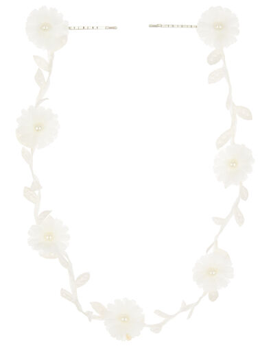 Floral Vine Hair Accessory, , large