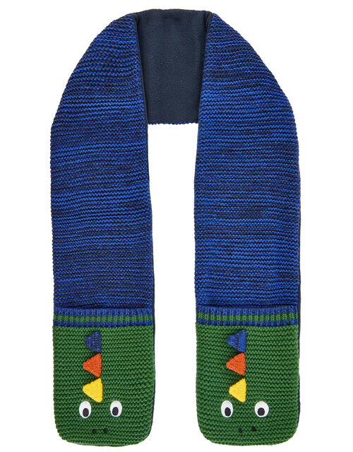 Dino Stewie Spikes Knit Scarf, , large
