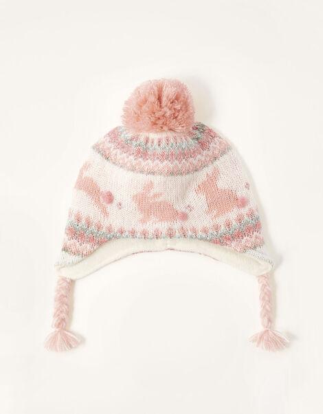 Baby Penny Bunny Hat Multi, Multi (MULTI), large