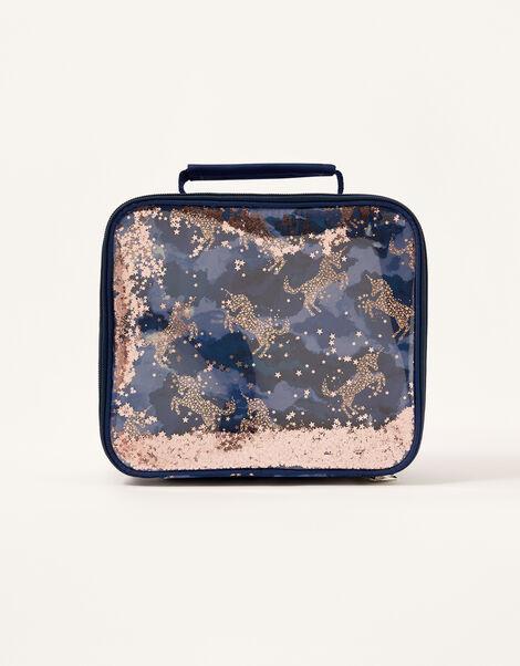 Unicorn Shaker Lunch Bag , , large