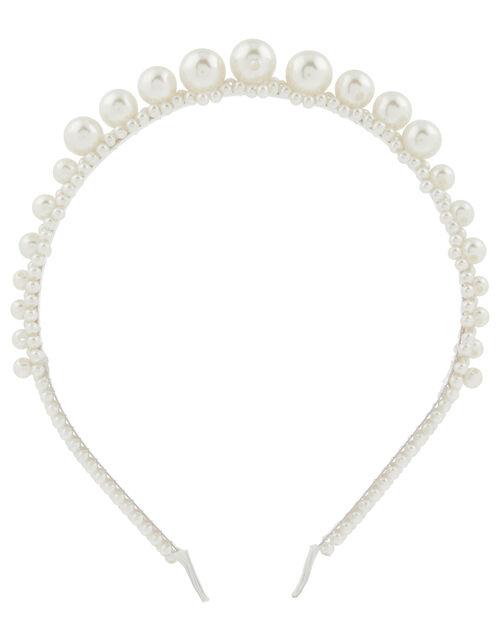 Pearly Headband, , large