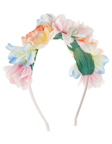 Secret Garden 3D Flower Headband, , large