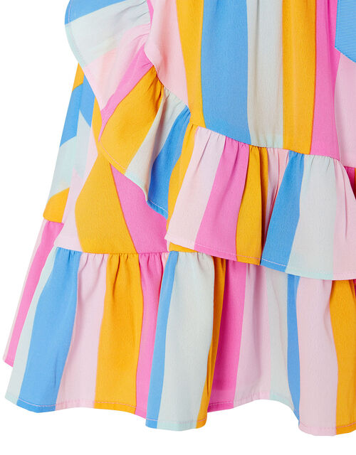 Candy Stripe Dress, Multi (MULTI), large