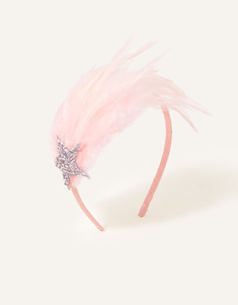 Fluffy Shooting Star Headband, , large