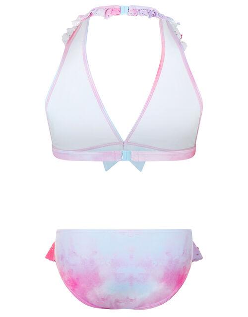 Alice Tie Dye Bikini Set, Pink (PINK), large