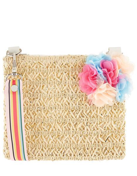 Changeable Strap Crochet Bag , , large