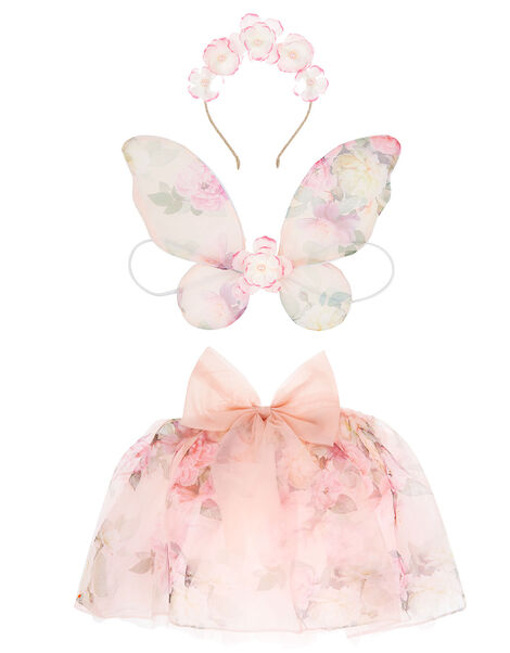 Posie Flower Crown Dress-Up Set , , large