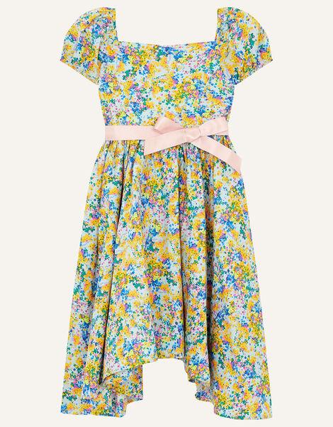 Helen Dealtry Louise Ditsy Floral Dress Multi, Multi (MULTI), large