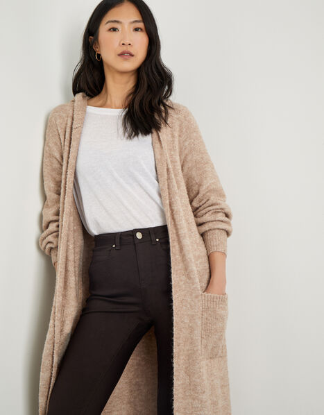 Nadine Regular-Length Skinny Jeans Brown, Brown (CHOCOLATE), large