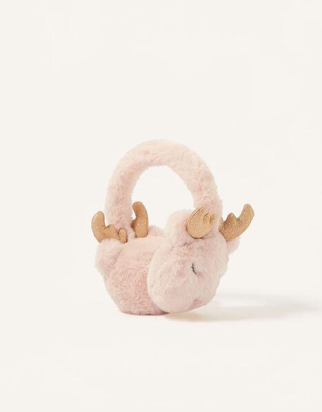 Dancer Reindeer Ear Muffs, , large