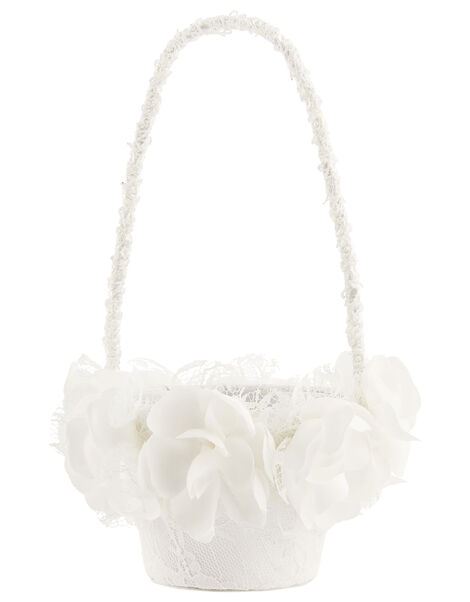 Petal Basket Bag, , large