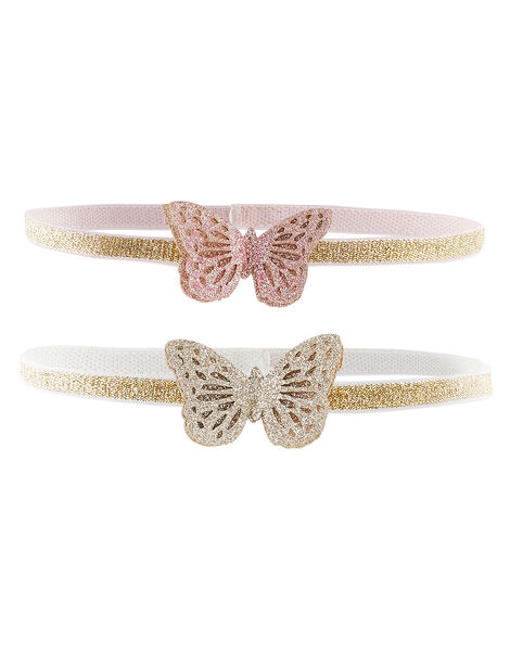 Baby Savannah Butterfly Bando Set , , large