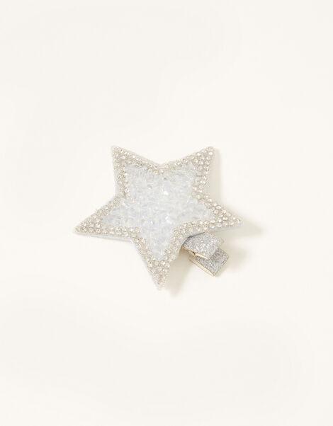 Dazzle Star Hair Clip, , large