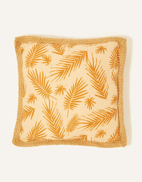 Tropical Textile Cushion, , large