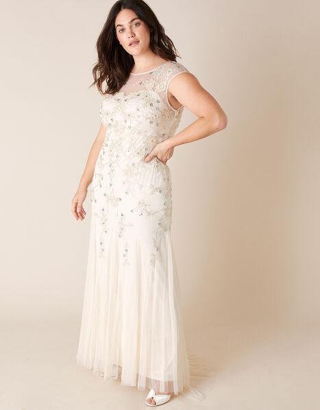 Isabella Bridal Dress Ivory, Ivory (IVORY), large
