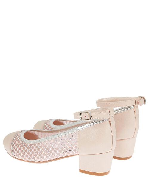 Shimmer Princess Shoes, Pink (PINK), large