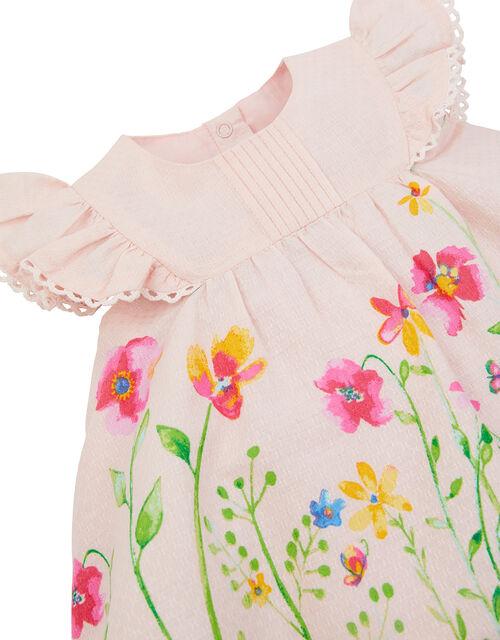Newborn Wild Flower Set, Pink (PINK), large