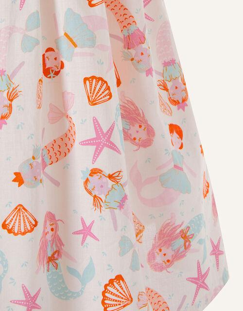 Baby Mermaid Dress, Ivory (IVORY), large