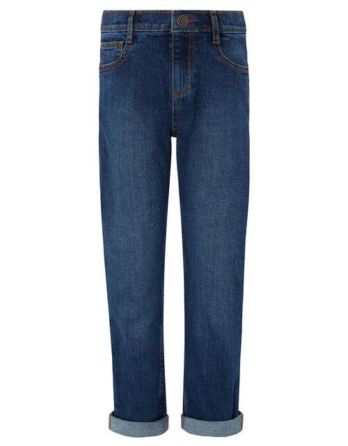 James Straight Leg Jean, Blue (NAVY), large