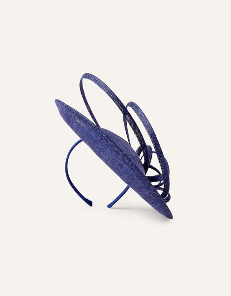Swirl Disc Fascinator , , large