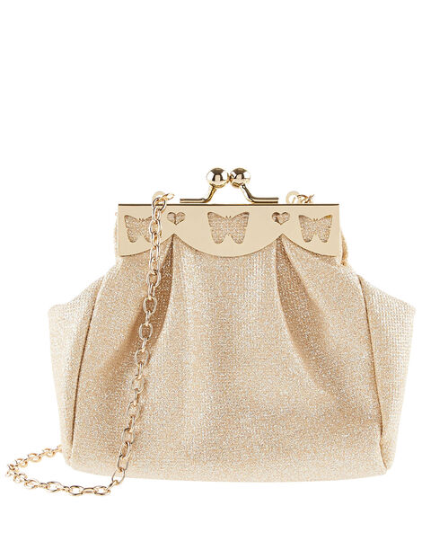 Eugena Butterfly Clipframe Bag, , large