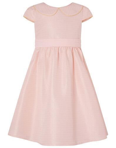 Collared Dress Pink, Pink (PALE PINK), large