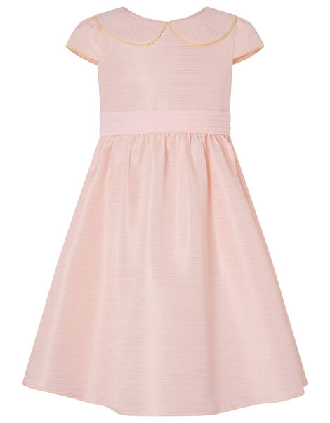 Collared Dress Pink, Pink (PALE PINK), large