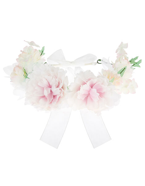 Organza Flower Garland , , large