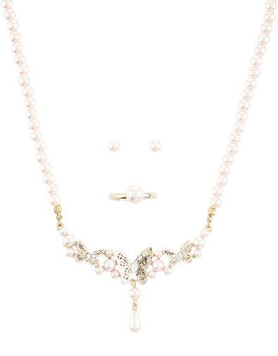Eugena Butterfly Jewellery Set , , large