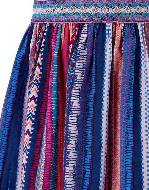 Sophie Printed Skirt in Recycled Fabric, Multi (MULTI), large